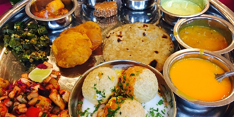 Top foods you must try in India