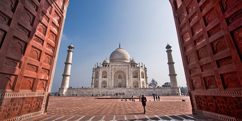 Explore some of the finest specimens of Mughal architecture in Agra