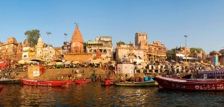 Varanasi is the India of your imagination, One of the most colourful and fascinating places on earth, surprises abound around every corner